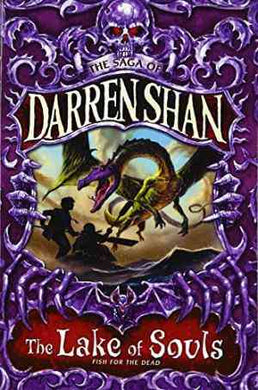 The Lake of Souls (The Saga of Darren Shan, #10)- 99bookscart-secondhand-bookstore-near-me