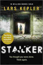 Load image into Gallery viewer, Stalker (Joona Linna, Book 5) (English and Swedish Edition)