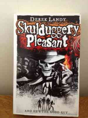 Skulduggery Pleasant (Skulduggery Pleasant, #1)- 99bookscart-secondhand-bookstore-near-me