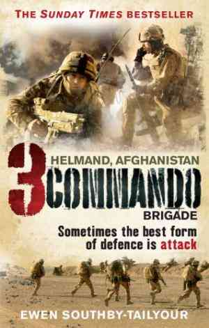 3 Commando Brigade- 99bookscart-secondhand-bookstore-near-me