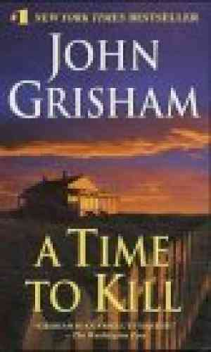 A Time to Kill- 99bookscart-secondhand-bookstore-near-me