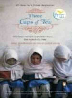 Three Cups Of Tea- 99bookscart-secondhand-bookstore-near-me