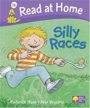 Silly Races (Read at Home, Level 1b)- 99bookscart-secondhand-bookstore-near-me