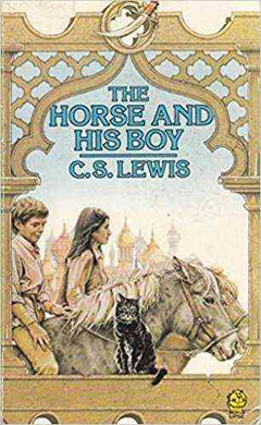 The Horse and His Boy (Chronicles of Narnia, #5)- 99bookscart-secondhand-bookstore-near-me