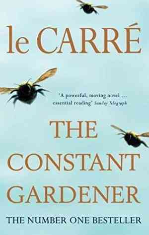 The Constant Gardener- 99bookscart-secondhand-bookstore-near-me