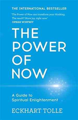 The Power Of Now: A Guide To Spiritual Enlightenment- 99bookscart-secondhand-bookstore-near-me
