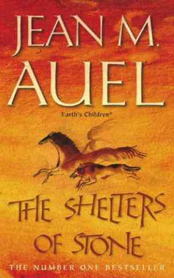 The Shelters of Stone (Earth's Children, #5)- 99bookscart-secondhand-bookstore-near-me