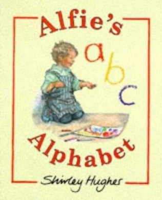 Alfie's Alphabet- 99bookscart-secondhand-bookstore-near-me