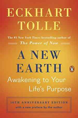 A New Earth: Awakening to Your Life's Purpose- 99bookscart-secondhand-bookstore-near-me