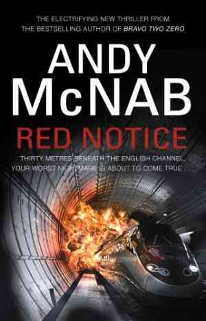 Red Notice (Tom Buckingham, #1)- 99bookscart-secondhand-bookstore-near-me