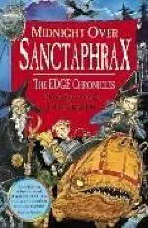 The Edge Chronicles 6: Midnight Over Sanctaphrax: Third Book of Twig- 99bookscart-secondhand-bookstore-near-me