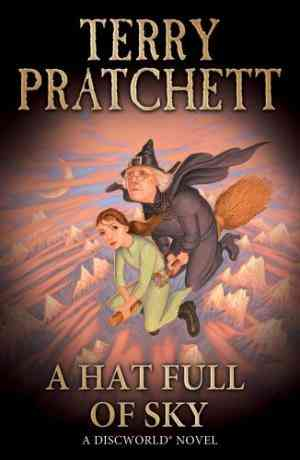 A Hat Full of Sky (Discworld, #32; Tiffany Aching, #2)- 99bookscart-secondhand-bookstore-near-me