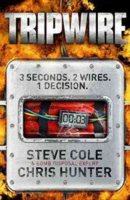 Tripwire (Tripwire, #1)- 99bookscart-secondhand-bookstore-near-me