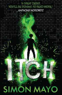 Itch (Itch, #1)- 99bookscart-secondhand-bookstore-near-me