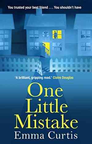 One Little Mistake- 99bookscart-secondhand-bookstore-near-me