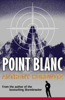 Point Blanc (Alex Rider, #2)- 99bookscart-secondhand-bookstore-near-me