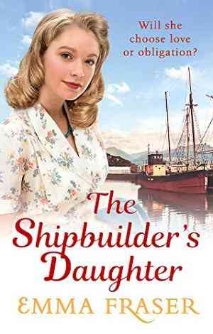 The Shipbuilder's Daughter: A beautifully written, satisfying and touching saga novel- 99bookscart-secondhand-bookstore-near-me