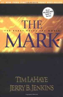 The Mark (Left Behind, #8)- 99bookscart-secondhand-bookstore-near-me