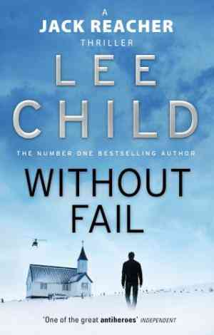 Without Fail (Jack Reacher, #6)- 99bookscart-secondhand-bookstore-near-me