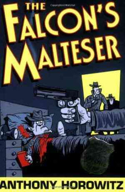 The Falcon's Malteser (Diamond Brothers, #1)- 99bookscart-secondhand-bookstore-near-me