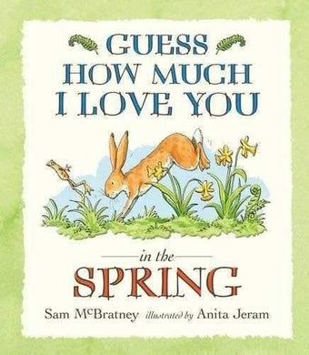 Guess How Much I Love You Book Chart- 99bookscart-secondhand-bookstore-near-me