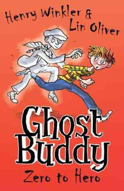 Zero to Hero (Ghost Buddy, #1)- 99bookscart-secondhand-bookstore-near-me