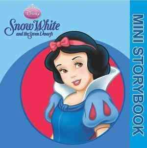 Disney Mini Storybooks: Snow White- 99bookscart-secondhand-bookstore-near-me
