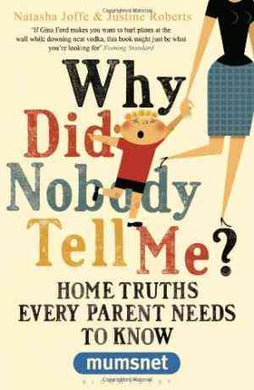 Why Did Nobody Tell Me?- 99bookscart-secondhand-bookstore-near-me