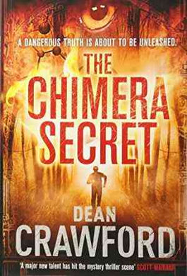 The Chimera Secret (Ethan Warner #4)- 99bookscart-secondhand-bookstore-near-me