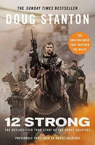 12 Strong: The Declassified True Story of the Horse Soldiers- 99bookscart-secondhand-bookstore-near-me