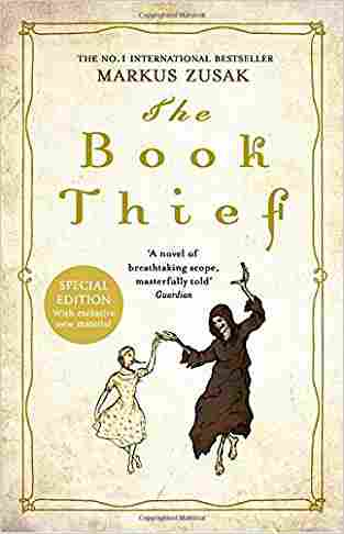The Book Thief by Markus Zusak- 99bookscart-secondhand-bookstore-near-me