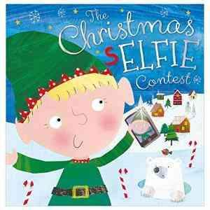 The Christmas Selfie Contest (Story Book)- 99bookscart-secondhand-bookstore-near-me