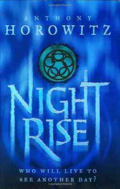 Nightrise (The Power of Five, #3)- 99bookscart-secondhand-bookstore-near-me