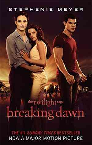 Breaking Dawn- 99bookscart-secondhand-bookstore-near-me