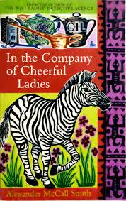 In the Company of Cheerful Ladies (No. 1 Ladies' Detective Agency, #6)- 99bookscart-secondhand-bookstore-near-me