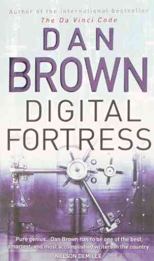 Digital Fortress- 99bookscart-secondhand-bookstore-near-me