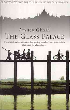 The Glass Palace- 99bookscart-secondhand-bookstore-near-me