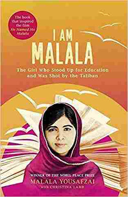 I Am Malala: The Girl Who Stood Up for Education and Was Shot by the Taliban- 99bookscart-secondhand-bookstore-near-me