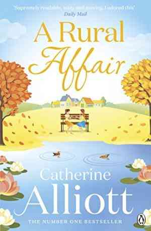 A Rural Affair. Catherine Alliott- 99bookscart-secondhand-bookstore-near-me