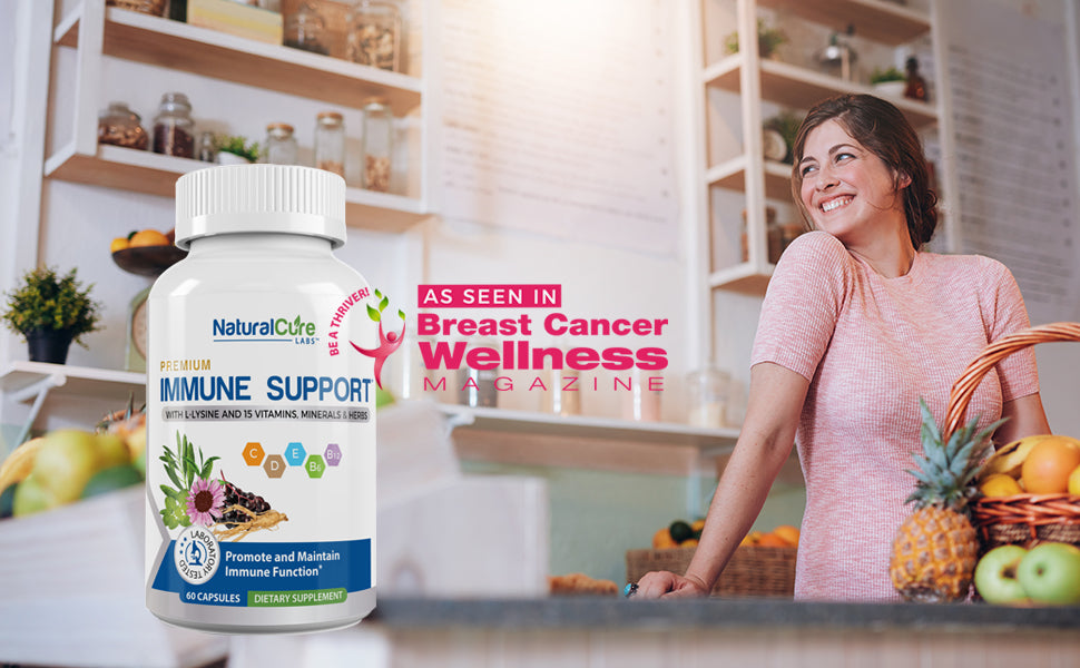 Natural Cure Labs Immune Support