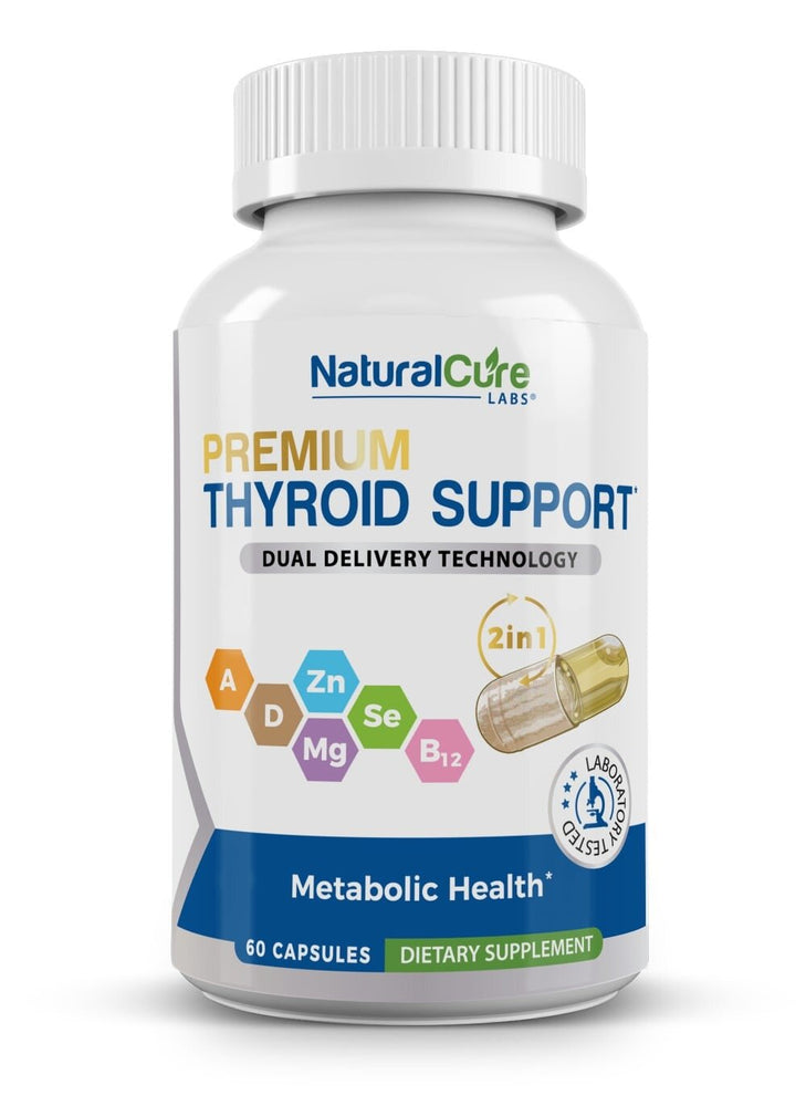 Thyroid Support Dual Capsule
