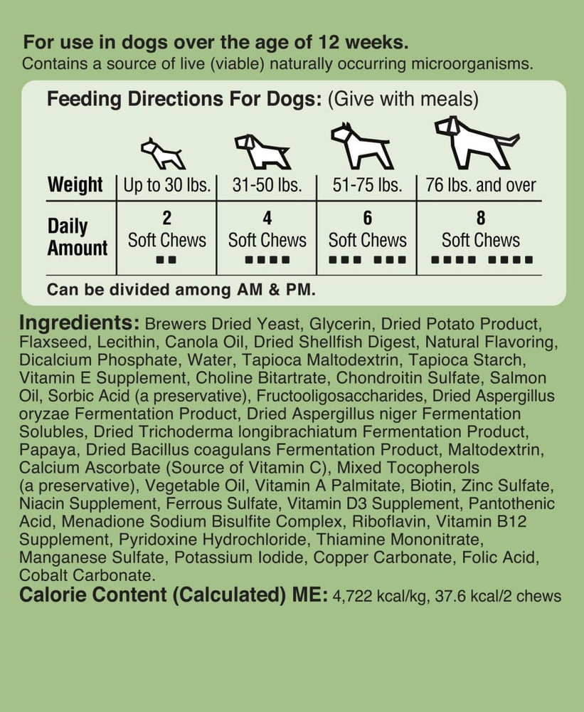 Load image into Gallery viewer, Multivitamin Soft Chews for Dogs - 120 Count