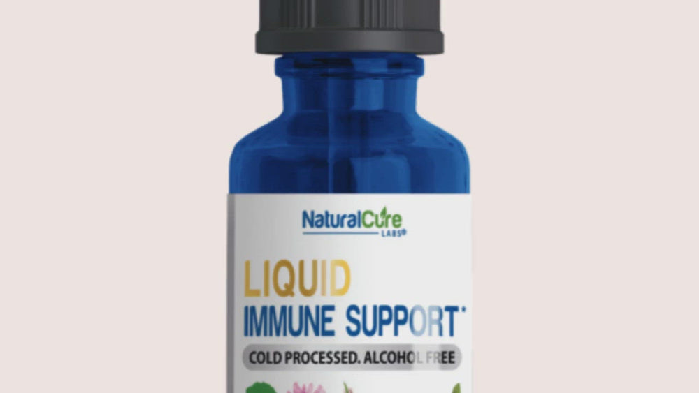 Load and play video in Gallery viewer, Liquid Immune Support