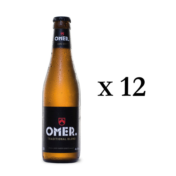 12-pack: OMER. Traditional Blond