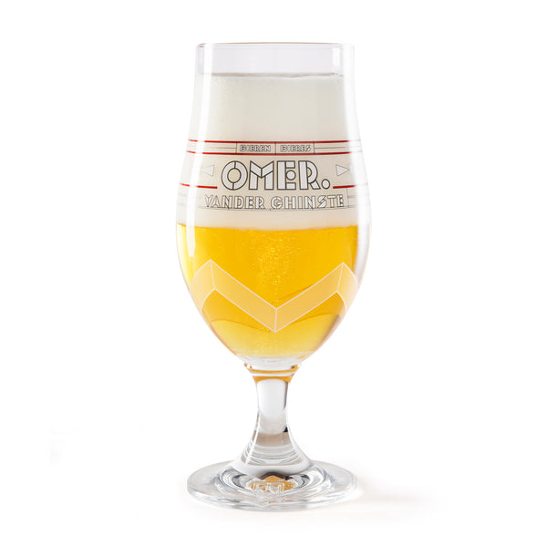 Retroglas OMER. Traditional Blond 33cl (Limited Edition)