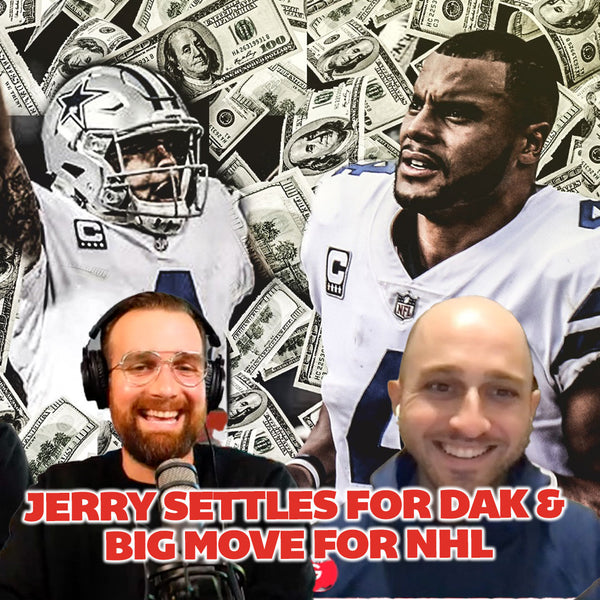 Jerry settles for Dak and BIG move for NHL