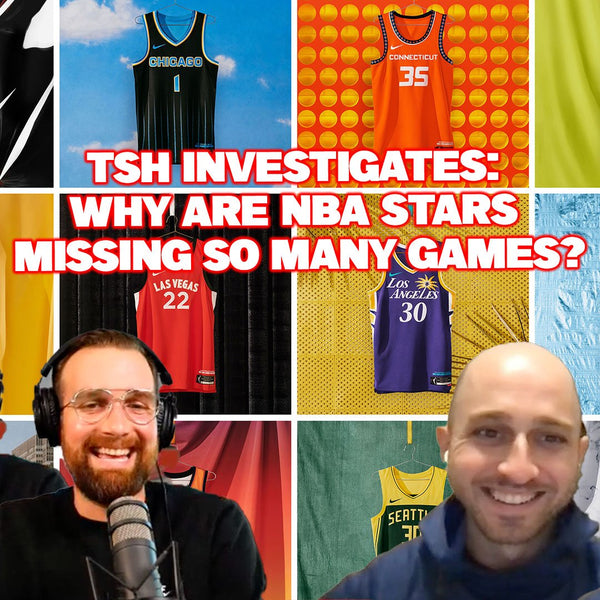 TSH Investigates: Why are NBA stars missing so many games?
