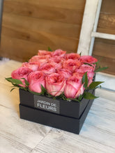 Load image into Gallery viewer, Pink Rose Bloom Box