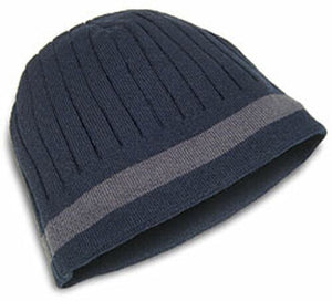 Toque - Fleece lined, stripe