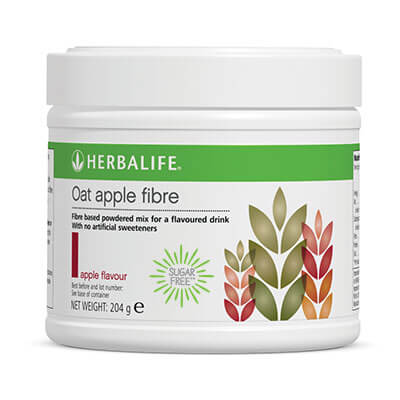 Herbalife Oat Apple Fibre Unsweetened - 30 Servings